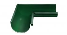 Металлическая водосточная система Grand Line 125/90 в цвете ral 8004 муар Угол внутренний 90 градусов