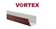 Металлические водосточные системы Grand Line с покрытием Drap Металлическая водосточная система Vortex прямоугольная