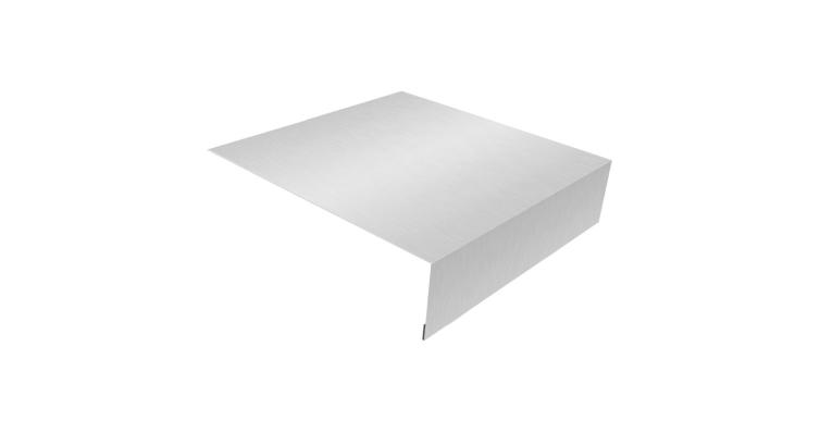 Планка околооконная простая 200х50 0,45 Zn