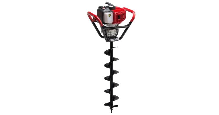 Бензобур ADA GroundDrill-2 в комплекте со шнеком Drill 150