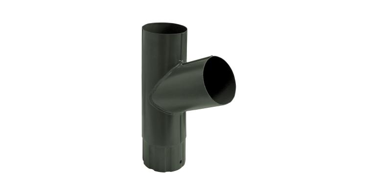 Тройник трубы,90 мм RR 11
