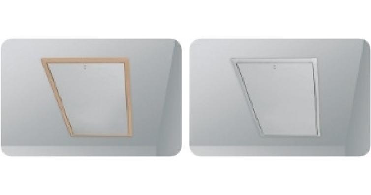 Планка декоративная LXL-W для лестницы (белая)