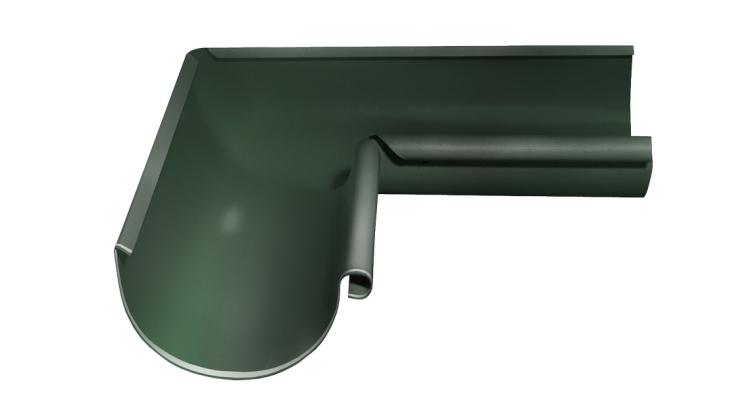 Угол желоба внутренний, 90 гр,125 мм RR 11
