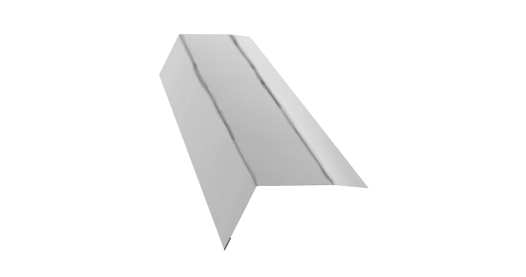 Планка карнизная 100х65 0,4 Zn