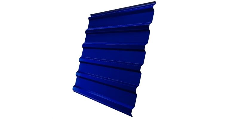 Профнастил С20R 0,45 PE RAL 5002 ультрамариново-синий