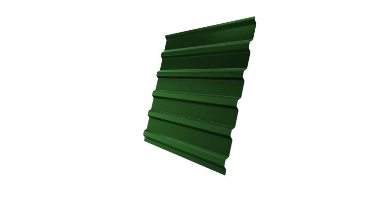 Профнастил С20В 0,45 PE RAL 6002 лиственно-зеленый