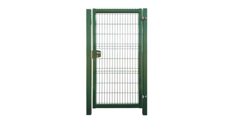 Калитка Profi Lock 2,03x1 RAL 6005