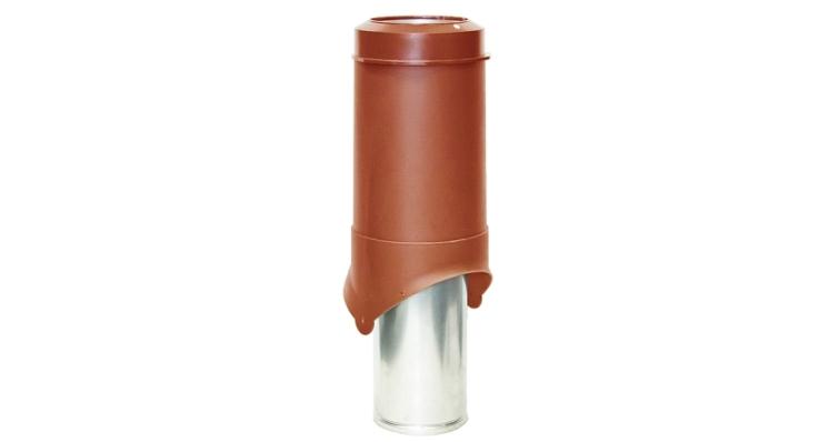 Выход вентиляции Krovent Pipe-VT 150 кирпичный