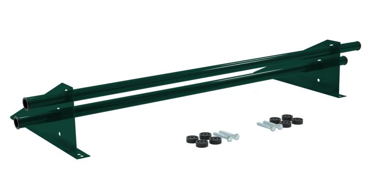 Снегозадержатель трубчатый универсальный Optima RAL 6005 1м