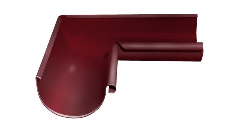 Угол желоба внутренний, 90 гр,125 мм RAL 3005