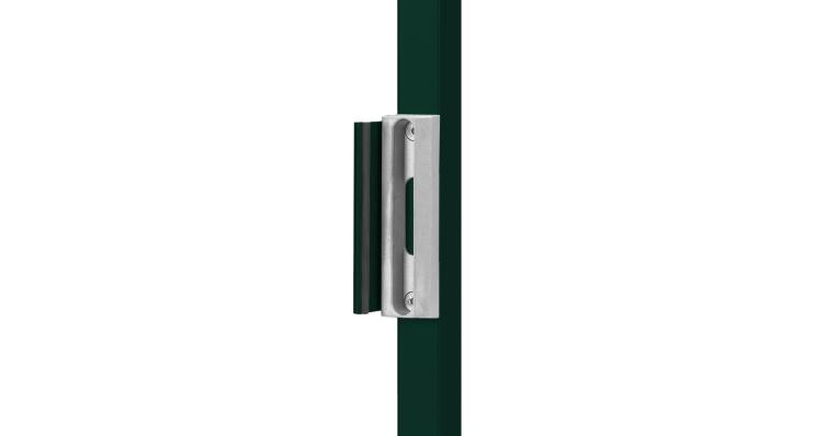Ответная планка SAKL QF, для замка LAK зеленая RAL 6005