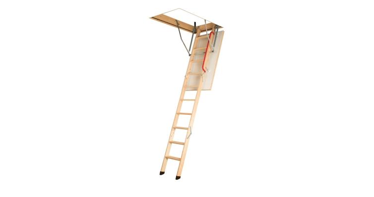 Лестница чердачная Komfort Plus 70х120 LWK-280