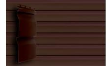 Акриловый сайдинг (AСA) 3,6 Grand Line D4,4 темный дуб