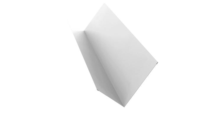 Планка примыкания 150х250 0,5 Satin с пленкой RAL 9003