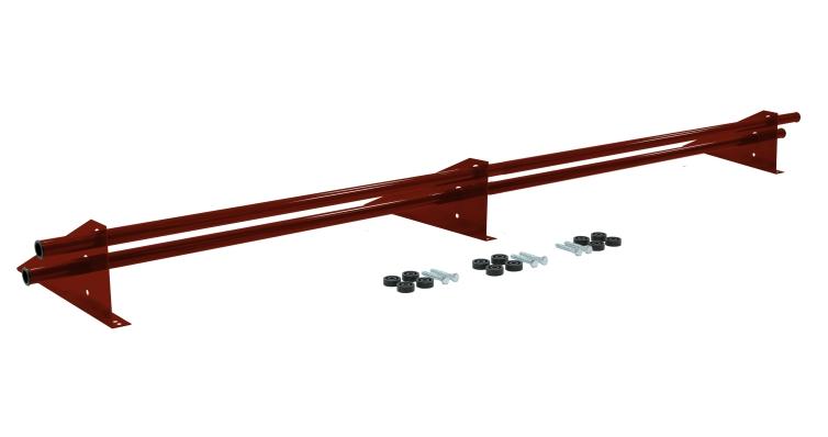 Снегозадержатель трубчатый универсальный Optima RAL 3009 3м