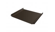 Кликфальц Pro 0,5 Satin Мatt с пленкой на замках RR 32 темно-коричневый