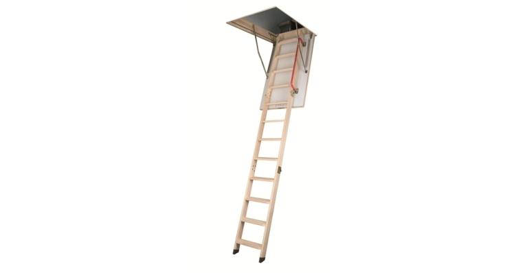 Лестница чердачная Komfort 70х120 LWK-280