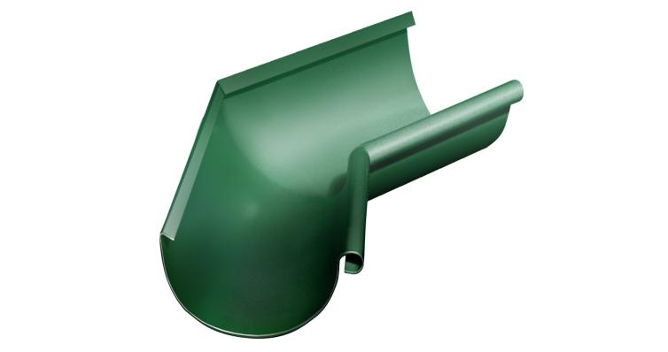 Угол желоба внутренний, 135 гр,125 мм RAL 6005