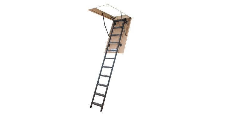 Лестница складная металлическая 60х120 LMS-280