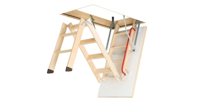 Лестница чердачная Komfort Plus 70х94 LWK-280