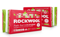 Rockwool Light Batts Scandik