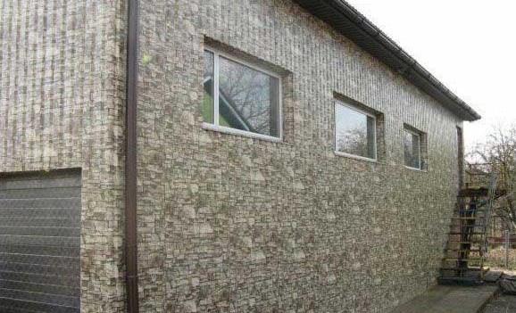 Стеновой профнастил